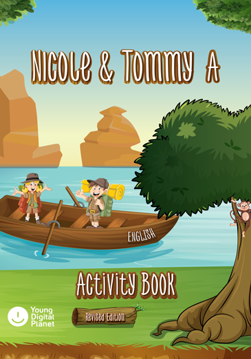 NICOLE & TOMMY ACTIVITY BOOK A