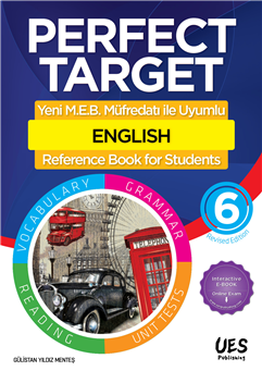 PERFECT TARGET - REFERENCE BOOK FOR STUDENTS 6