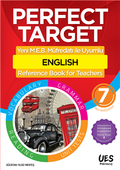 PERFECT TARGET - REFERENCE BOOK FOR TEACHERS 7