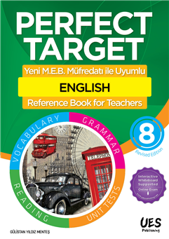 PERFECT TARGET - REFERENCE BOOK FOR TEACHERS 8