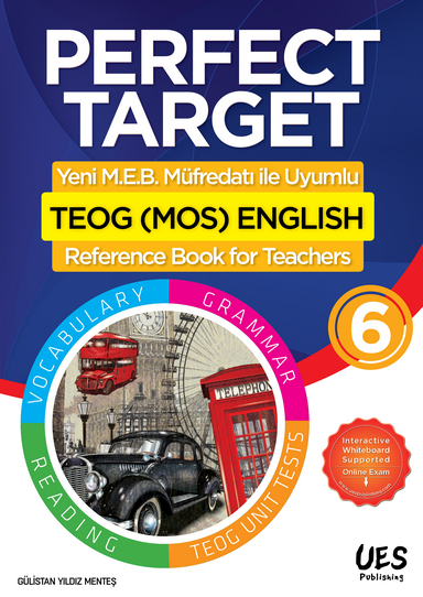 PERFECT TARGET - REFERENCE BOOK FOR TEACHERS 6